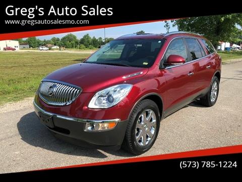 2010 Buick Enclave For Sale >> Buick Enclave For Sale In Poplar Bluff Mo Greg S Auto Sales