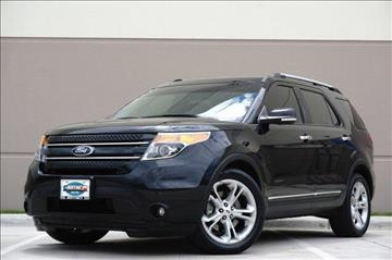 2015 ford explorer for sale in lewisville tx - Ford Explorer Black 2015