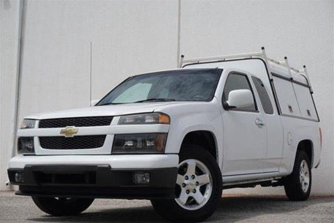 2012 Chevrolet Colorado for sale in Lewisville, TX