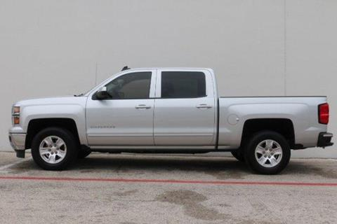 2015 Chevrolet Silverado 1500 for sale in Lewisville, TX