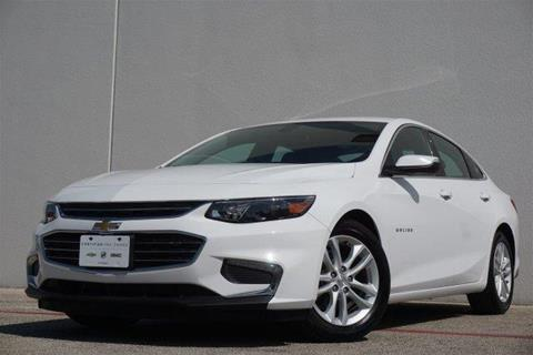2017 Chevrolet Malibu for sale in Lewisville, TX