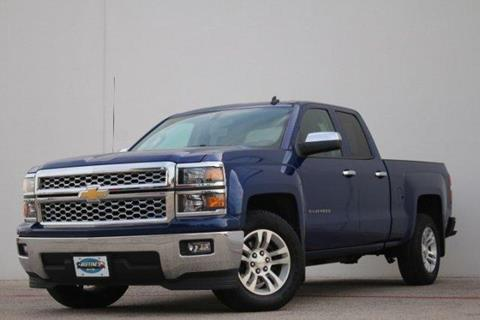 2014 Chevrolet Silverado 1500 for sale in Lewisville, TX