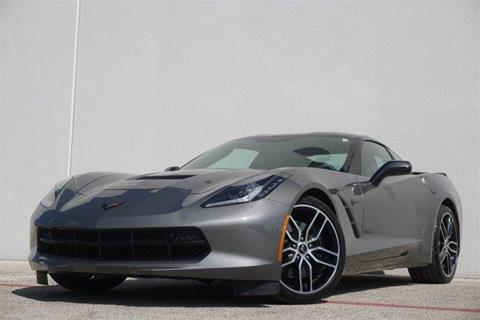 2016 Chevrolet Corvette for sale in Lewisville, TX