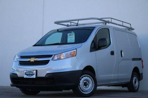 2015 Chevrolet City Express Cargo for sale in Lewisville, TX