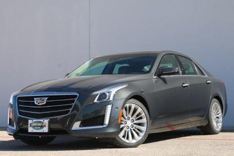 2015 Cadillac CTS for sale in Lewisville, TX