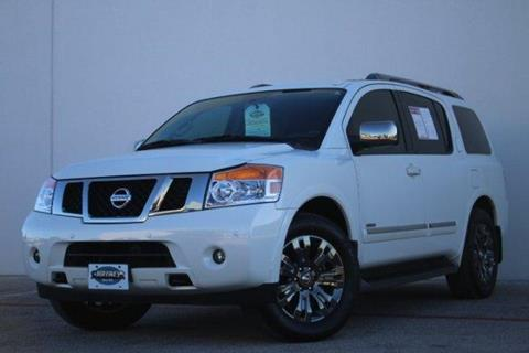 2015 Nissan Armada for sale in Lewisville, TX