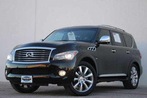 2014 Infiniti QX80 for sale in Lewisville, TX
