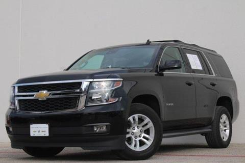2015 Chevrolet Tahoe for sale in Lewisville, TX