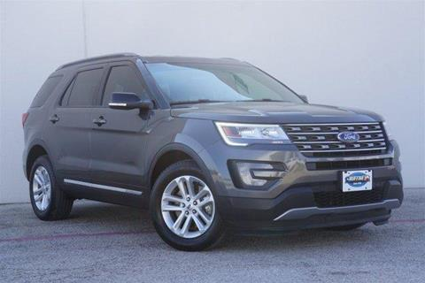 2017 Ford Explorer for sale in Lewisville, TX