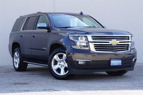 2018 Chevrolet Tahoe for sale in Lewisville, TX