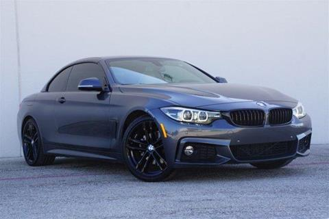 2019 BMW 4 Series for sale in Lewisville, TX
