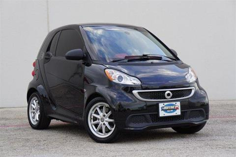 2014 Smart fortwo electric drive for sale in Lewisville, TX