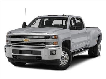 2015 Chevrolet Silverado 3500HD for sale in Lewisville, TX