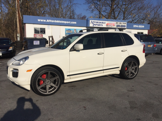 2008 Porsche Cayenne for sale at AFFORDABLE IMPORTS in New Hampton NY