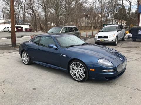 2006 Maserati GranSport for sale at AFFORDABLE IMPORTS in New Hampton NY