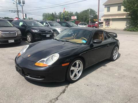 1999 Porsche 911 for sale at AFFORDABLE IMPORTS in New Hampton NY