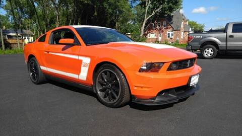 2012 Ford Mustang for sale at AFFORDABLE IMPORTS in New Hampton NY