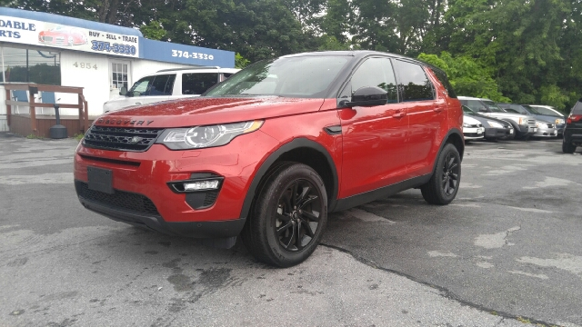2016 Land Rover Discovery Sport for sale at AFFORDABLE IMPORTS in New Hampton NY