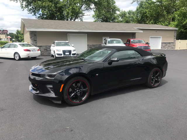 2017 chevrolet camaro ss 2dr convertible w 2ss in new hampton ny affordable imports. Black Bedroom Furniture Sets. Home Design Ideas