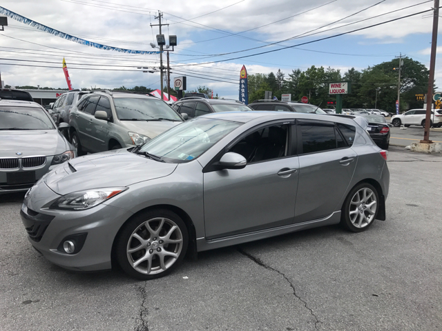 2012 Mazda MAZDASPEED3 for sale at AFFORDABLE IMPORTS in New Hampton NY