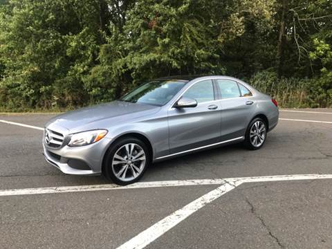 2015 Mercedes-Benz C-Class for sale at AFFORDABLE IMPORTS in New Hampton NY