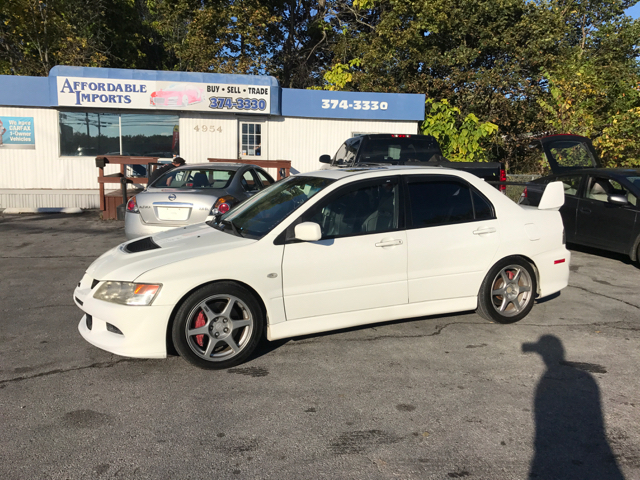 2004 Mitsubishi Lancer Evolution for sale at AFFORDABLE IMPORTS in New Hampton NY