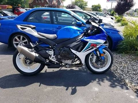 2013 Suzuki GSX for sale at AFFORDABLE IMPORTS in New Hampton NY