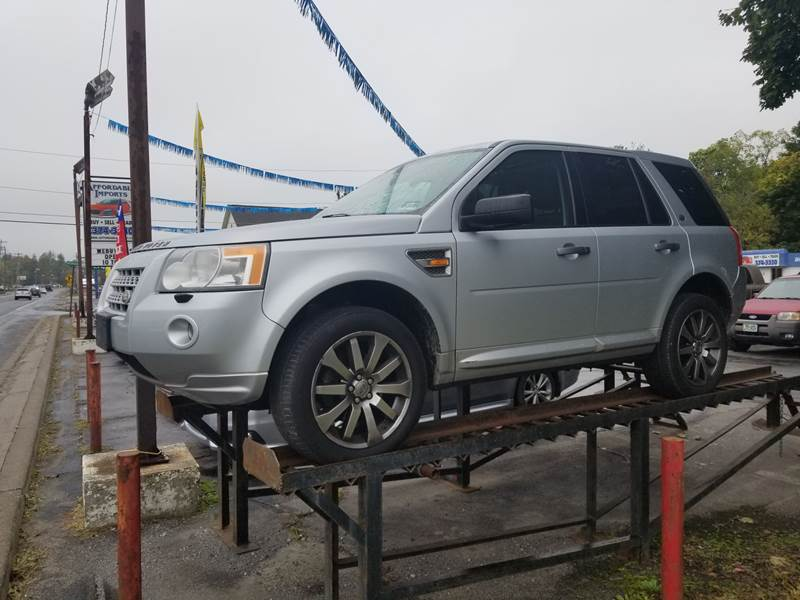 2008 Land Rover Lr2 Hse In New Hampton Ny Affordable Imports