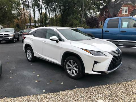 2016 Lexus RX 350 for sale at AFFORDABLE IMPORTS in New Hampton NY