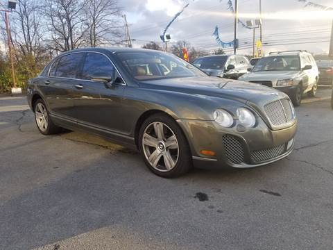 2007 Bentley Continental for sale at AFFORDABLE IMPORTS in New Hampton NY