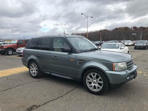 2007 Land Rover Range Rover Sport for sale in New Hampton, NY