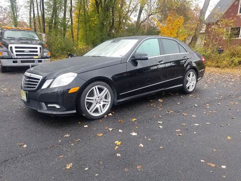 2010 Mercedes-Benz E-Class for sale at AFFORDABLE IMPORTS in New Hampton NY
