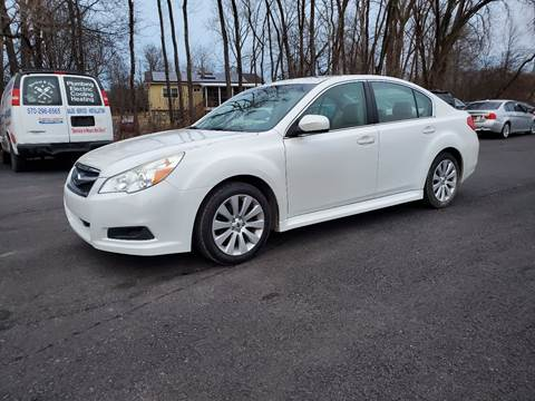2011 Subaru Legacy for sale at AFFORDABLE IMPORTS in New Hampton NY
