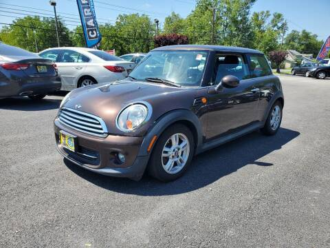 2012 MINI Cooper Hardtop for sale at AFFORDABLE IMPORTS in New Hampton NY