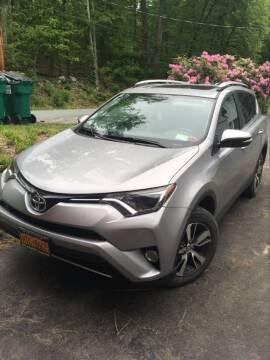 2016 Toyota RAV4 for sale at AFFORDABLE IMPORTS in New Hampton NY