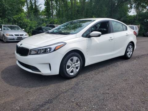 2018 Kia Forte for sale at AFFORDABLE IMPORTS in New Hampton NY