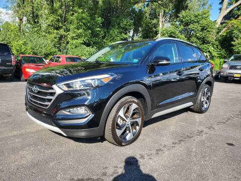 2017 Hyundai Tucson for sale at AFFORDABLE IMPORTS in New Hampton NY