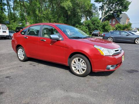 2010 Ford Focus for sale at AFFORDABLE IMPORTS in New Hampton NY