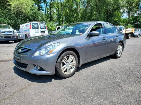 2012 Infiniti G37 Sedan for sale at AFFORDABLE IMPORTS in New Hampton NY