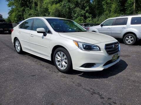 2015 Subaru Legacy for sale at AFFORDABLE IMPORTS in New Hampton NY