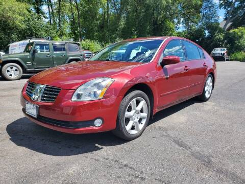 2004 Nissan Maxima for sale at AFFORDABLE IMPORTS in New Hampton NY
