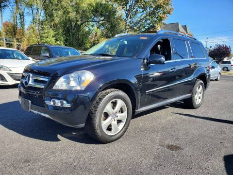 2011 Mercedes-Benz GL-Class for sale at AFFORDABLE IMPORTS in New Hampton NY