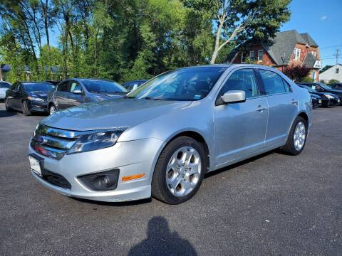2011 Ford Fusion for sale at AFFORDABLE IMPORTS in New Hampton NY