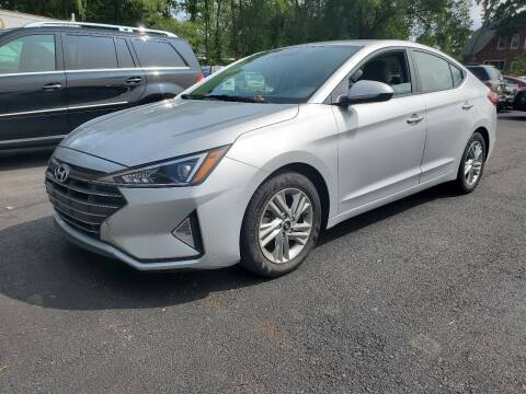 2019 Hyundai Elantra for sale at AFFORDABLE IMPORTS in New Hampton NY