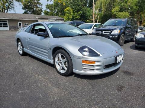 2000 Mitsubishi Eclipse for sale at AFFORDABLE IMPORTS in New Hampton NY