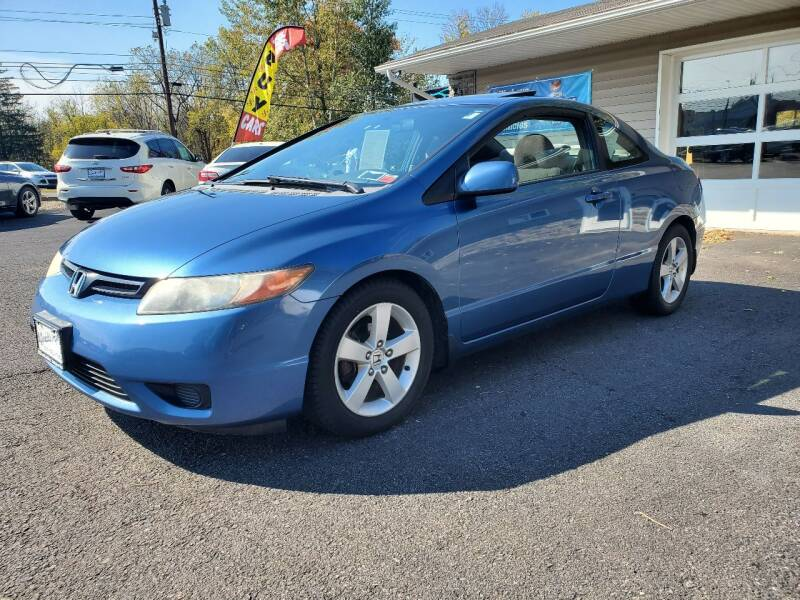 2006 Honda Civic for sale at AFFORDABLE IMPORTS in New Hampton NY