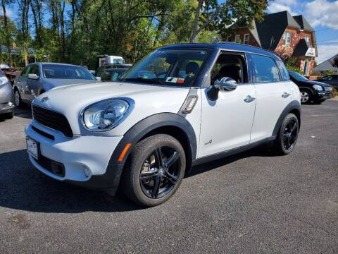 2012 MINI Cooper Countryman for sale at AFFORDABLE IMPORTS in New Hampton NY