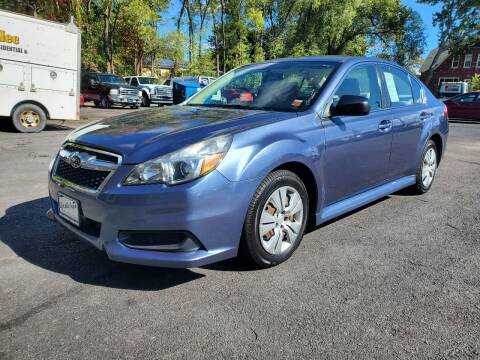 2014 Subaru Legacy for sale at AFFORDABLE IMPORTS in New Hampton NY