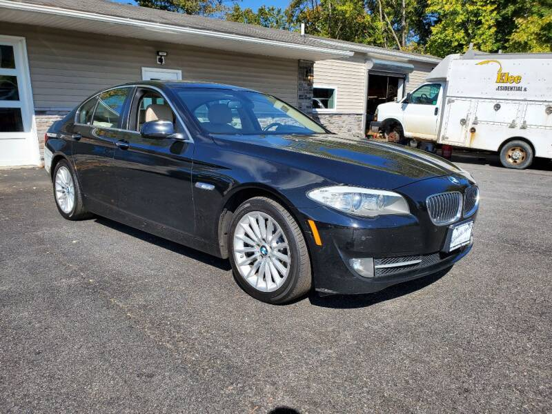 2013 BMW 5 Series for sale at AFFORDABLE IMPORTS in New Hampton NY