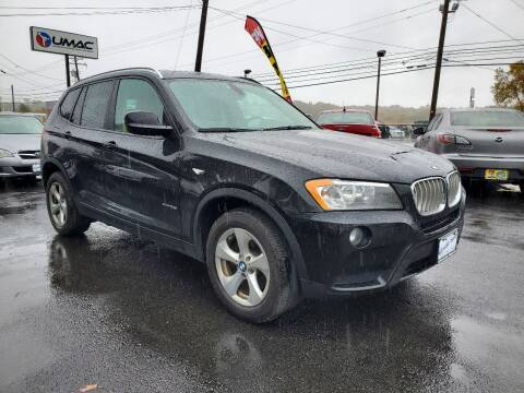 2012 BMW X3 for sale at AFFORDABLE IMPORTS in New Hampton NY